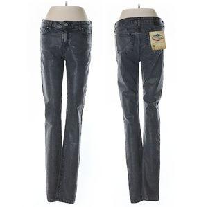 Leather Skinny Jeans Hybrids